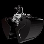 Ladekran Verladegreifer VG9050