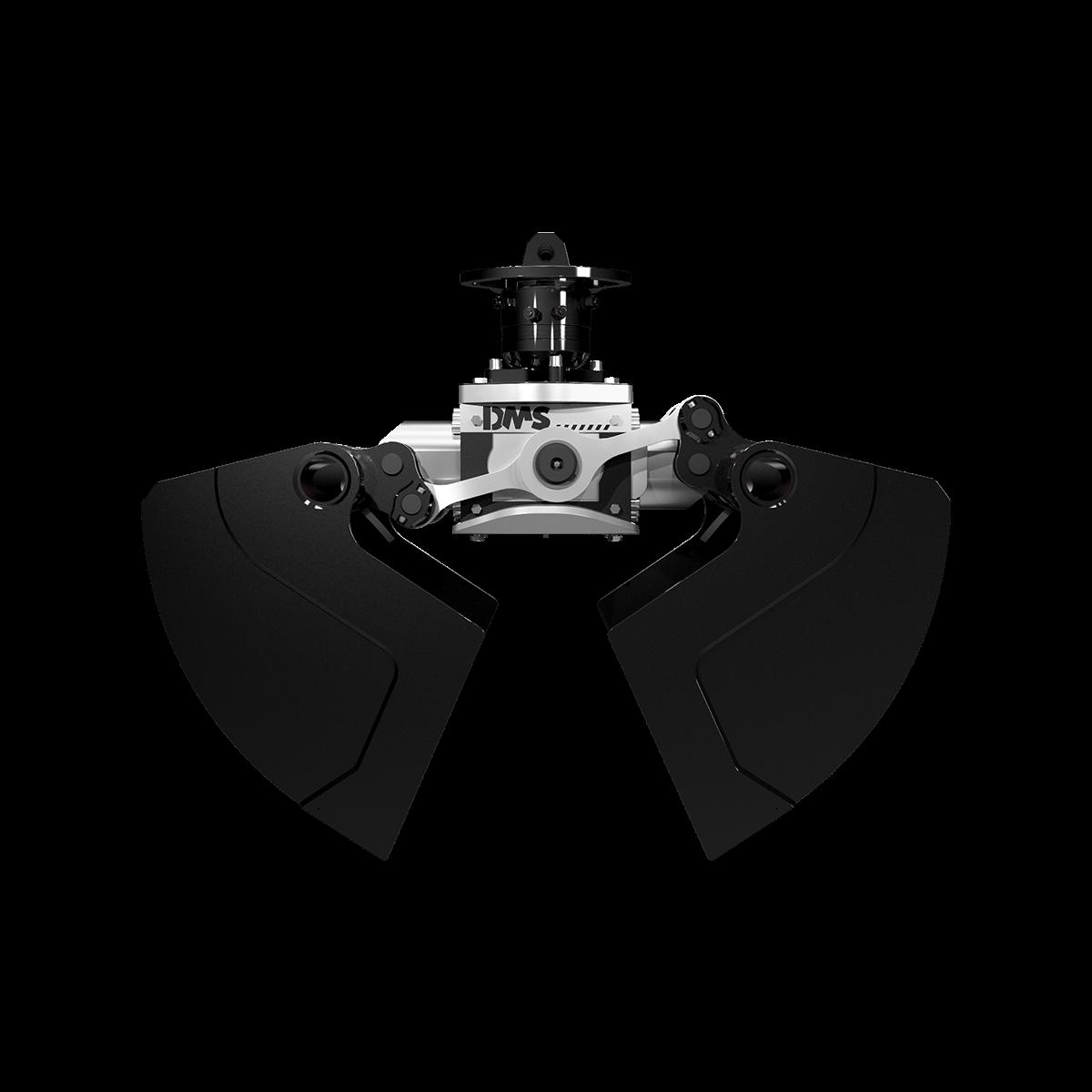 Verladekran VG9060 von DMS Technologie